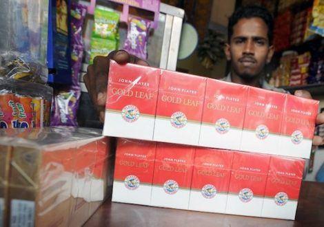 Les tentatives de corruption du Sri Lanka par l'industrie du tabac