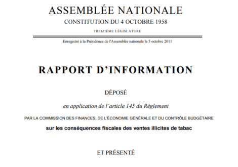 Un rapport d'information pour « institutionnaliser » les positions des fabricants