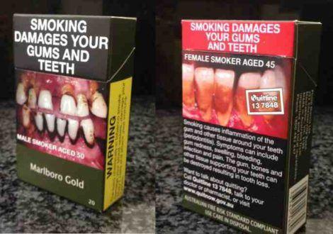 Paquets neutres : les fumeurs australiens en soutien !