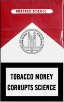 Nouvelle corruption de la science par Philip Morris
