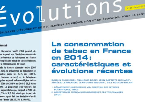 Principaux enseignements des dernières données sur la consommation de tabac en France