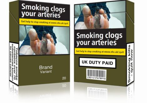 Paquets de cigarettes neutres standardisés : une efficacité démontrée !
