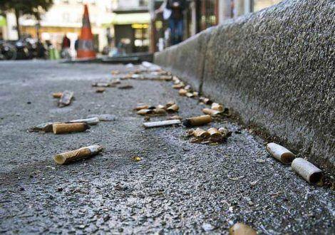 Mégots de cigarettes : une pollution majeure qui coûte cher