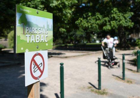 Strasbourg, ville pionnière en France dans la lutte contre le tabagisme