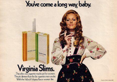 Le fléau du tabagisme féminin, conséquence des stratégies publicitaires des industriels du tabac