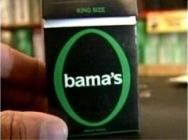 Des cigarettes Obama ?