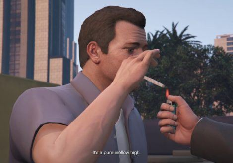 Les jeux vidéo font-ils miroiter le tabac ?