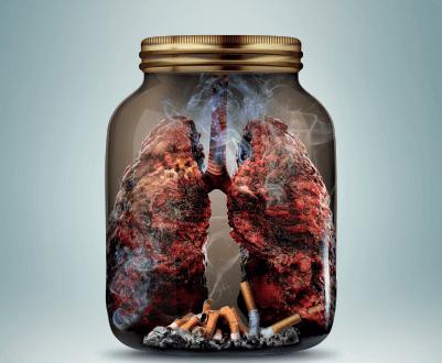 Journée Mondiale sans Tabac 2019 : le tabac et la santé pulmonaire
