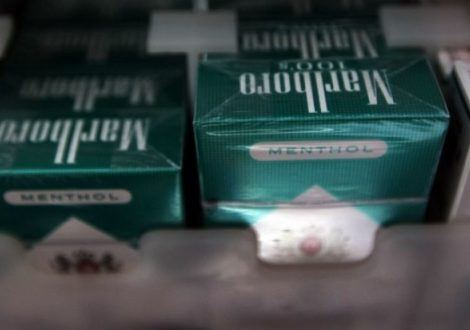 Le CNCT salue l'interdiction des cigarettes au menthol