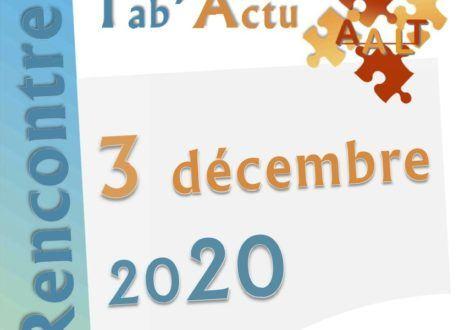 11ème rencontre Tab'Actu de l'AALT : prise en charge de la dépendance et contrôle du tabac