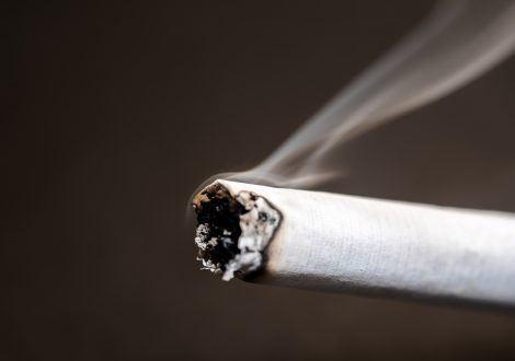 La composition des produits et de la fumée de tabac