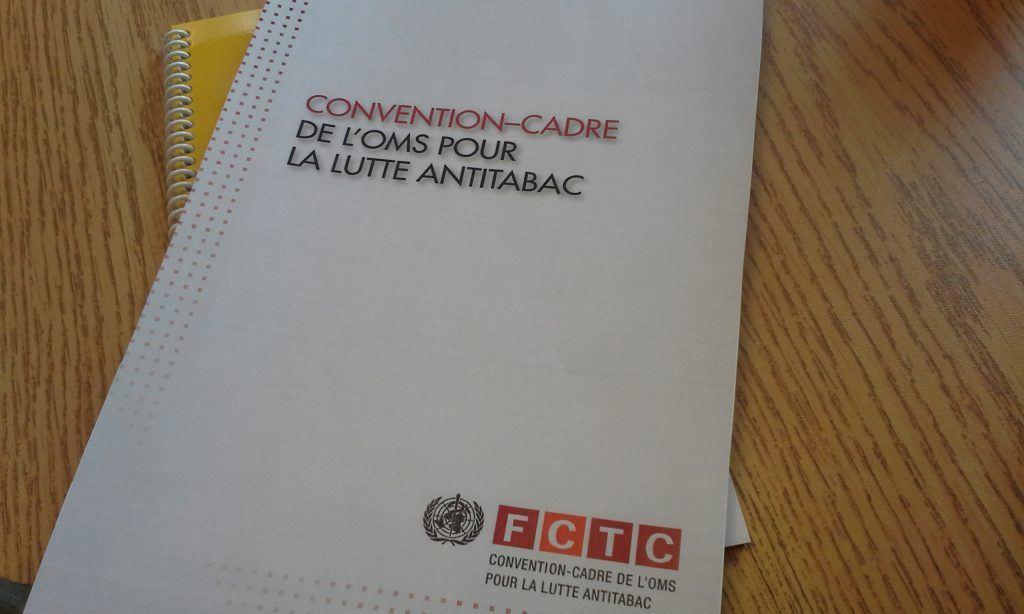 Organisation mondiale de la santé et la CCLAT