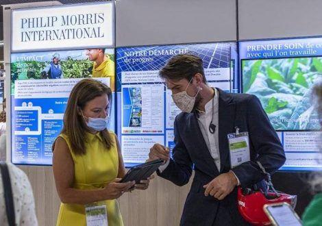L'industrie du tabac prétend agir en faveur de l'environnement pour faire la promotion de ses nouveaux produits