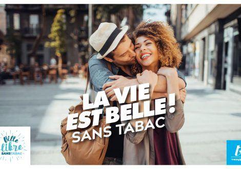 Ville Libre Sans tabac : Inauguration de 35 espaces sans tabac à Thionville
